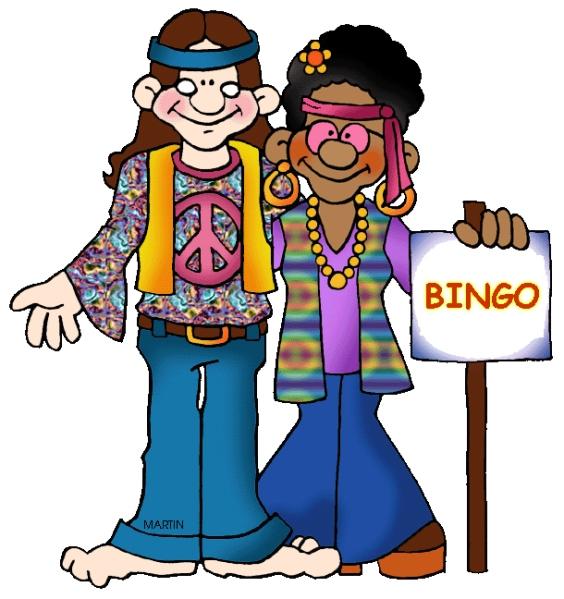 Hippie Bingo