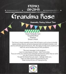 Grandma Rose Assembly 8-28-15 (1)