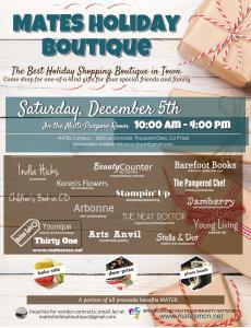 Boutique Poster 11-25