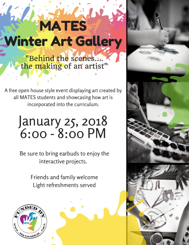 Winter Art Gallery 2018